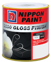 Nippon 9000 Gloss Finish ConstructionPaints And VarnishesAnti-Corrosive And Anti-Rust Paints