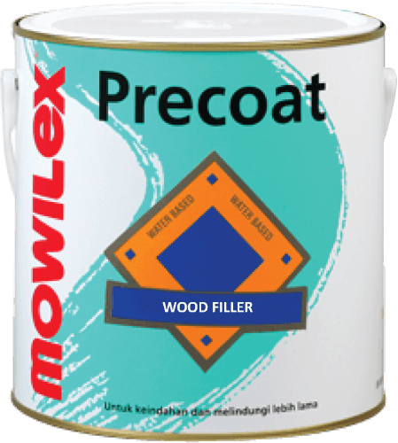 Precoat Wood Filler ConstructionPaints And VarnishesWood Treatments