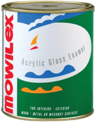 Acrylic Gloss Enamel ConstructionPaints And VarnishesDecorative Painting Finishes