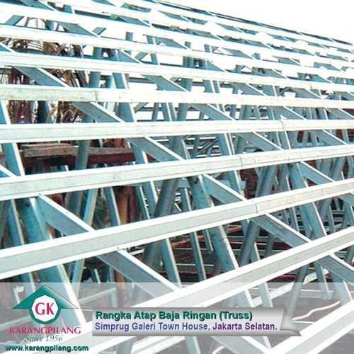 Foto produk  Rangka Atap Baja Ringan (Truss) di Arsitag