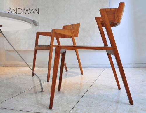 Foto produk  Andiwan Chair di Arsitag