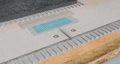 Foto produk  Aquapanel Cement Board Floor Tile Underlay di Arsitag