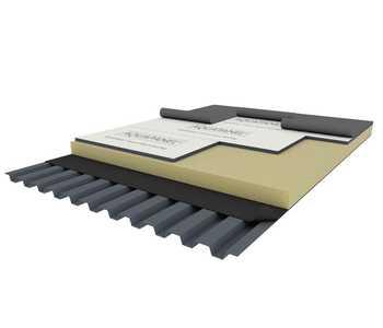 Foto produk  Aquapanel Cement Board Rooftop di Arsitag