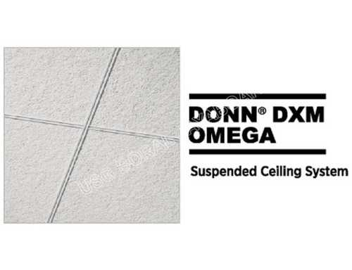 Donn™ Dxm™ Omega ConstructionRoofsStructural Elements For Roofs