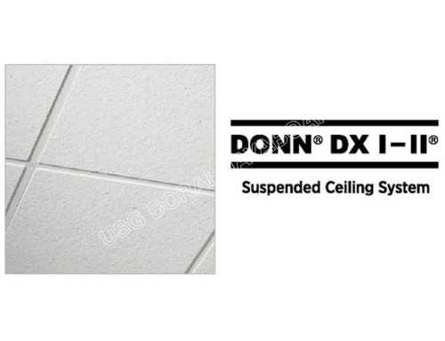 Donn™ Dx I-Ii™ FinishesSuspended CeilingsFrames And Accessories For Suspended Ceilings