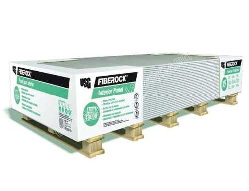 Fiberock® Aqua-Tough™ ConstructionPlastersGypsum Plasters