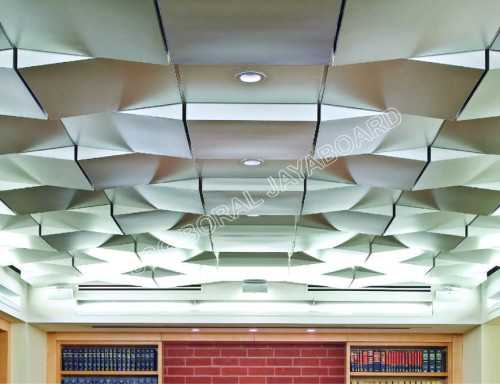 Geometrix™ FinishesSuspended CeilingsCeiling Tiles