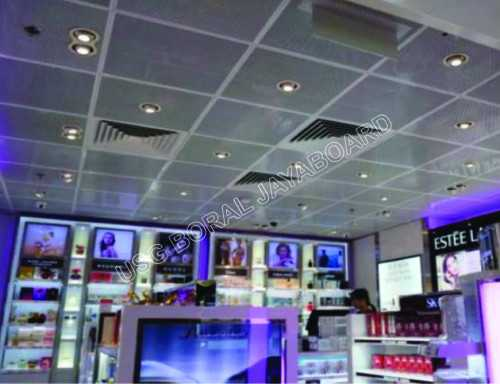 Foto produk  Highland System - Standard Panel For Acoustical Metal Ceiling di Arsitag