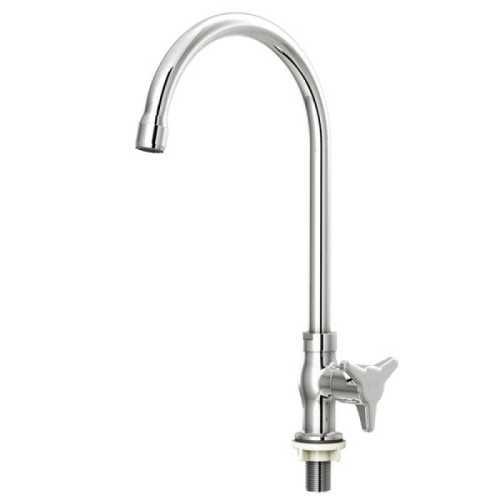Foto produk  Aer Kran Air Dapur Kuningan/untuk Meja/brass Kitchen Faucet/vov 09Bx di Arsitag