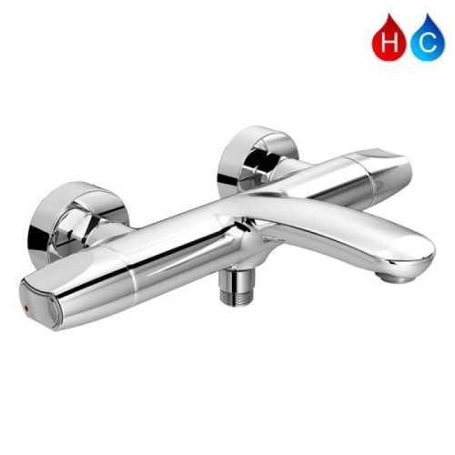 Aer Kran Bathub Shower - Keran Air Panas Dingin Kuningan Sah Bk1 BathroomBathroom TapsBathtub Taps