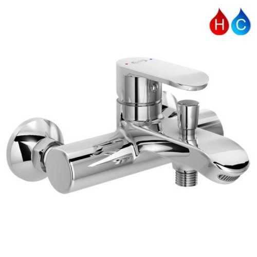 Aer Kran Bathtub Shower Panas Dingin - Keran Air /mixer /hot Cold Sas Bx2 BathroomBathroom TapsBathtub Taps
