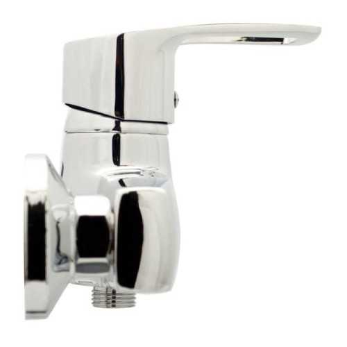 Aer Kran Shower - Keran Air Panas Dingin Kuningan Sam Sh2 BathroomBathroom TapsShower Taps