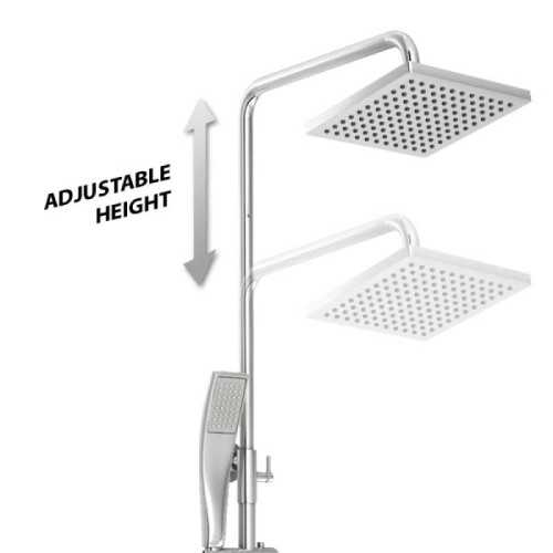Foto produk  Aer Mixer Bathub Shower Set Panas-Dingin, Kran Air, Keran Mbs-1 di Arsitag