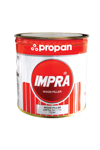 Cat Kayu Interior-Impra Wood Filler ConstructionPaints And VarnishesWater Repellent Water-Based Paints