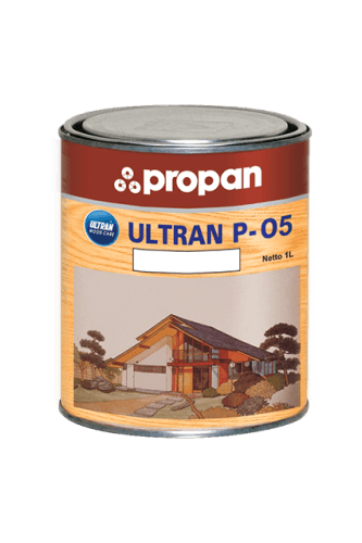 Cat Kayu Interior-Ultran Yunior P-05 ConstructionPaints And VarnishesWater Repellent Water-Based Paints