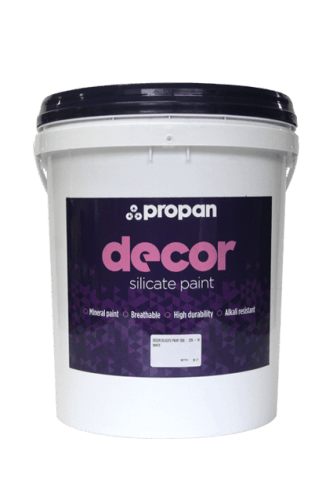 Cat Tembok Interior&primer-Decor Silicate   ConstructionPaints And VarnishesWater Repellent Water-Based Paints