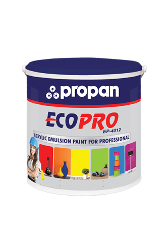Cat Tembok Interior&primer-Ecopro Ep-4012 ConstructionPaints And VarnishesWater Repellent Water-Based Paints