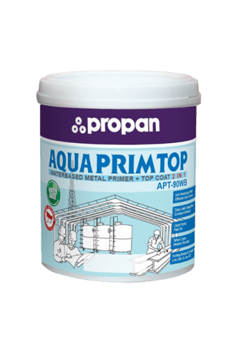 Cat Besi-Aquaprimtop Apt-90 Wb ConstructionPaints And VarnishesWater Repellent Water-Based Paints