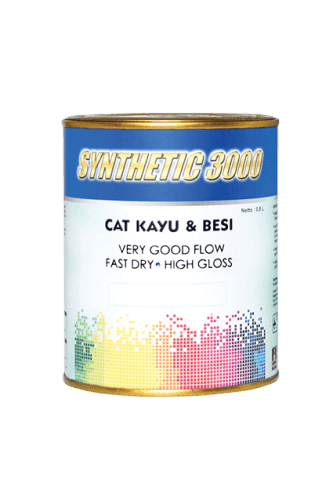 Foto produk  Cat Besi-Synthetic 3000 di Arsitag