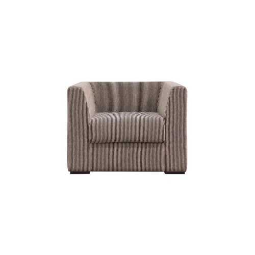 Living Room Sofas-Single Seat Sofas/our Collections Vl Brio (City Line 1-Seat Sofa) FurnitureSofa And ArmchairsSofas