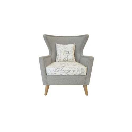Living Room Sofas-Single Seat Sofas/our Collections Vl Brio (Aksel Wing Chair) FurnitureSofa And ArmchairsSofas