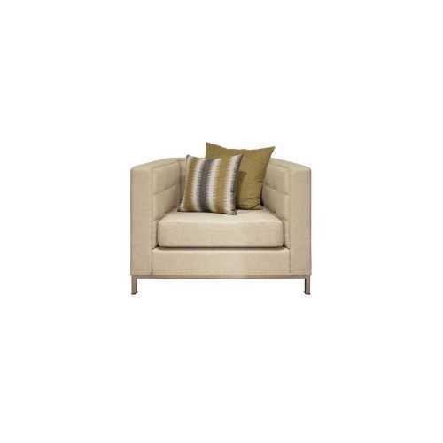 Living Room Sofas-Single Seat Sofas/our Collections Livvi Casa (Tom Collins 1-Seat Sofa) FurnitureSofa And ArmchairsSofas