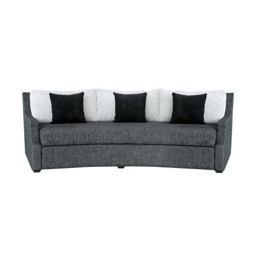 Living Room Sofas-3 Seat Sofas/our Collections Newbury (Newbury 3-Seat Curved Sofa) FurnitureSofa And ArmchairsSofas