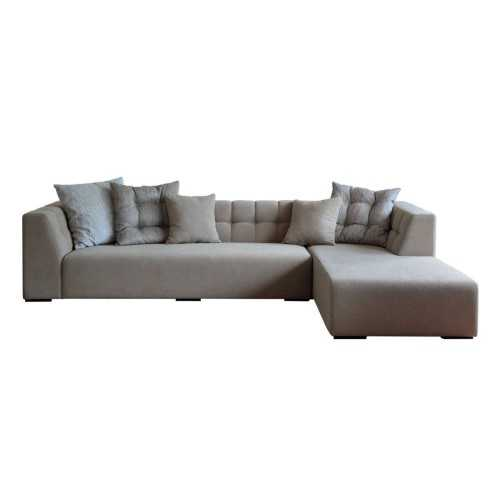 Living Room Sofas-Sectional Sofas/our Collections Vl Brio (Calla L-Shape 3-Seat Sofa) FurnitureSofa And ArmchairsSofas