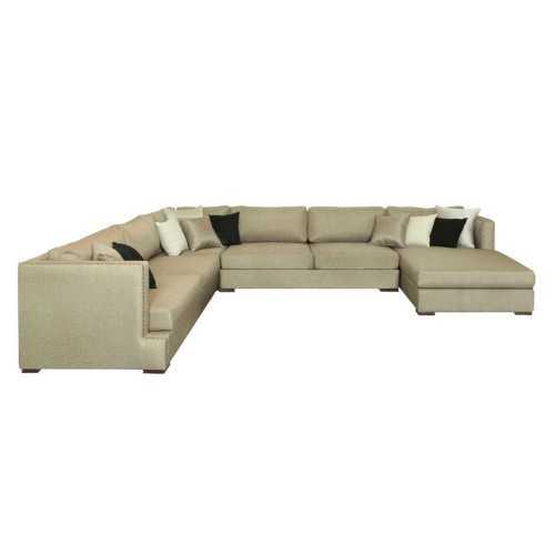 Living Room Sofas-Sectional Sofas/our Collections Livvi Casa (Panama U-Shape Sofa) FurnitureSofa And ArmchairsSofas