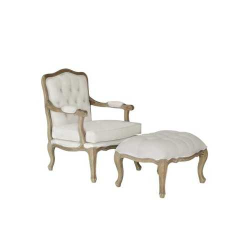 Living Room Chairs&daybeds-Armchairs,lounge Chairs&ottoman/our Collections Vl Brio (Belle Lounge Chair + Ottoman) FurnitureSofa And ArmchairsArmchairs