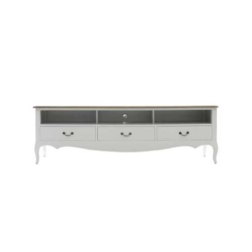 Living Room Media Centers-Belle Tv Bench/our Collections Vl Brio (Large) FurnitureStorage Systems And UnitsTv Cabinets