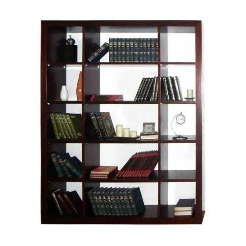 Living Room Bookcases&towers/our Collections Manhattan-Manhattan Large Bookcase FurnitureStorage Systems And UnitsBookcases