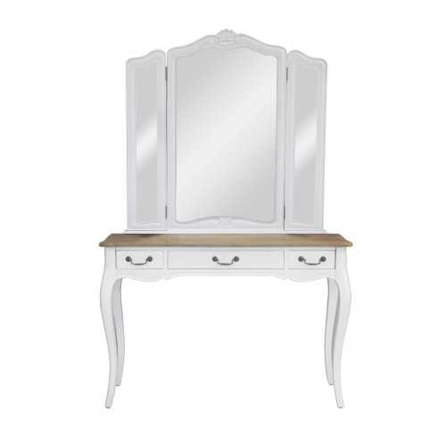 Foto produk  Bedroom Dressing Tables/our Collections Vl Brio-Belle Dressing Table With Folded Mirror di Arsitag