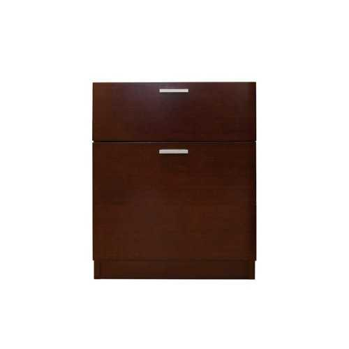 Foto produk  Bedroom Dressers&chests/our Collections Manhattan-Manhattan Mobile Pedestal - 2 Drawers di Arsitag