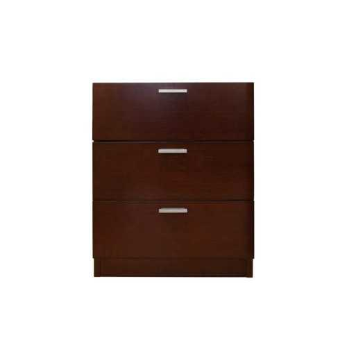 Foto produk  Bedroom Dressers&chests/our Colletctions Manhattan-Manhattan Mobile Pedestal - 3 Drawers di Arsitag