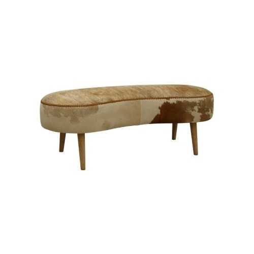 Our Collections Livvi Casa-Serengeti Peanut Bench FurnitureSofa And ArmchairsSofas