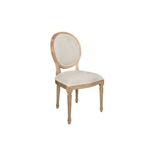 Our Collections Vl Brio-Belle Oval Dining Chair FurnitureTables And ChairsChairs