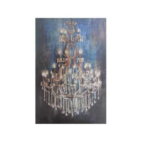 Our Collections Vl Brio-Laura Chandelier On Canvas DécorArt And PrintsPaintings And Prints