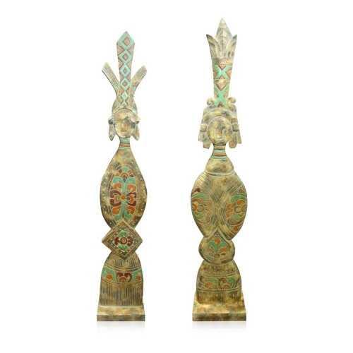 Our Collections Vl Brio-Zuri Man & Woman DécorHome DecorationsDecorative Objects