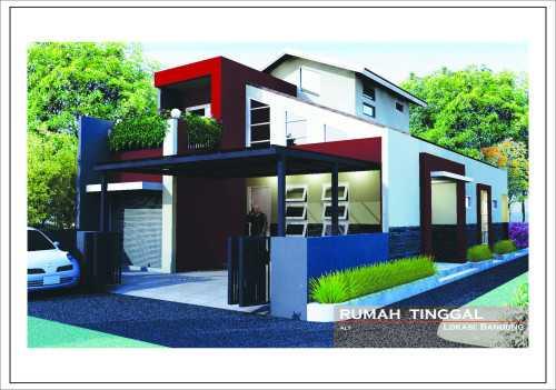 RONI & Partners, Arjuna Nusantara KONTRATOR- Jasa Design and Build Indonesia